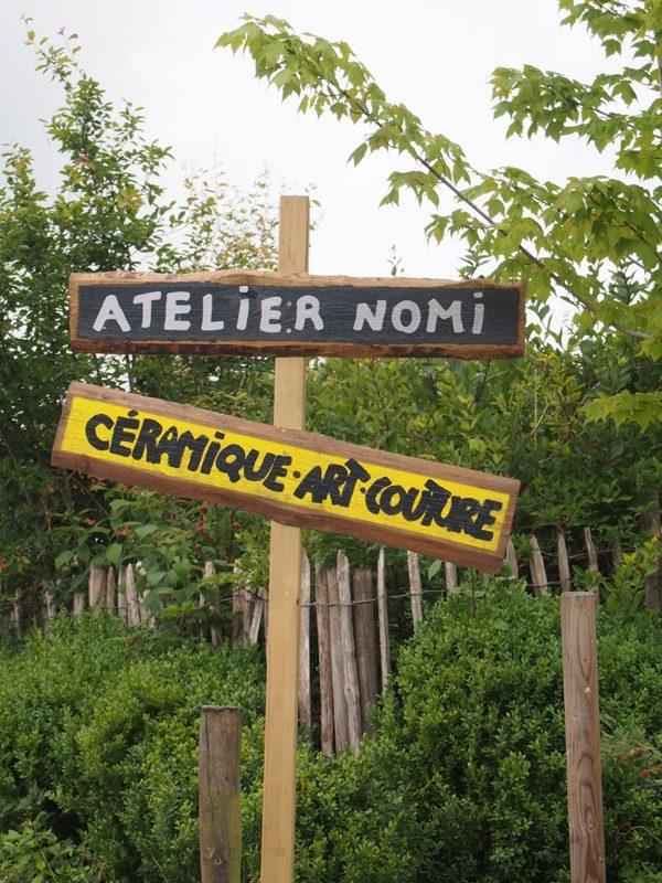 Atelier NOMI à Branchon (Eghezée)